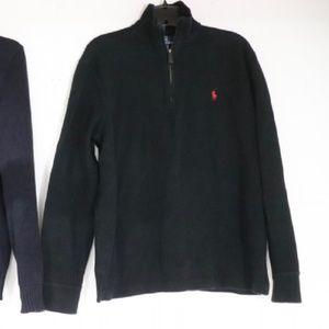 2 Men's Classic Ralph Lauren Pullover Sweaters Sm
